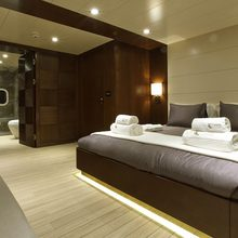 Infinity Yacht Stateroom