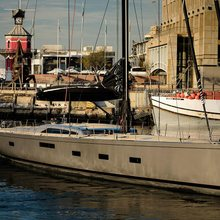 Sorceress Yacht