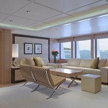Huntress Yacht Lounge - Seating
