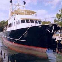 Neville Long Range Motor Yacht Yacht