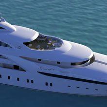 Graceful Yacht