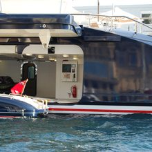 Seven Seas Yacht Tender Storage