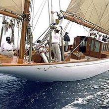 Rosalind Yacht