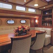 Audrey II Yacht
