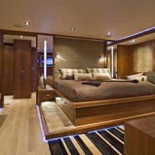 Bagheera Yacht Master Stateroom