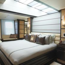Harle Yacht Master Stateroom with Partition Closed
