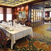 Samar Yacht Dining Salon