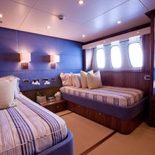 Regulus Yacht Twin Guest Stateroom