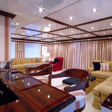 Oxygen Yacht Upper Saloon Overview