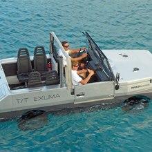 Exuma Yacht Amphibious Jeep