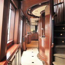 Wonder Yacht Foyer