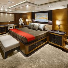 Kokomo III Yacht Master Stateroom