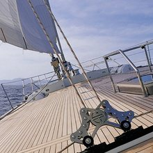 Is A Rose Yacht Deck