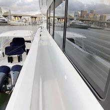 92' Hatteras Yacht