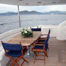 Inca Tinca Yacht