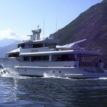 Aquarius IV Yacht