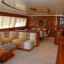 Mandalau Yacht