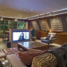 Bagheera Yacht Saloon
