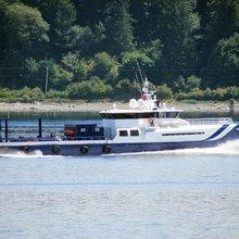 Pursuit Yacht
