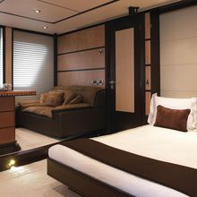 Harle Yacht Office as Stateroom