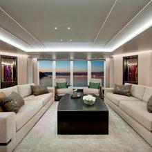 Mogambo Yacht Private Salon