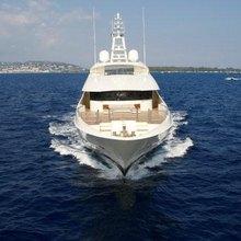 N.M.N Yacht Running Shot - Front View