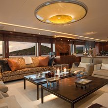 4YOU Yacht Main Salon