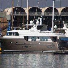 Tiger Rose Yacht