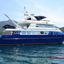 Explorer VIII Yacht