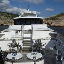 Svyatoy Nikolay Yacht