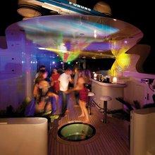 Vision Yacht Sundeck - Night