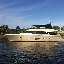 Never Say Never Yacht