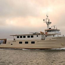 Pacific Provider Yacht