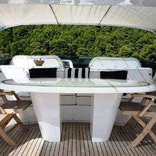 Inclination 1 Yacht