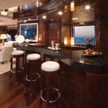 Vision Yacht Bar & Seating