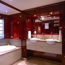 Seafaris Yacht Master Bathroom