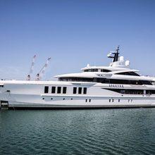 Spectre Yacht