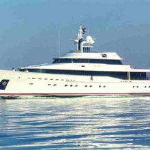 Aurora A Yacht