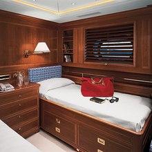 Norfolk Star Yacht Twin Stateroom