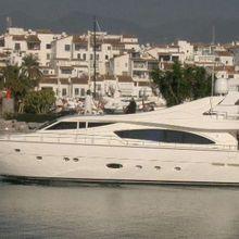 Alameda III Yacht