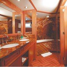 Genesia Yacht Guest Bathroom