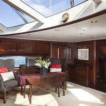 Koo Yacht Salon Seating