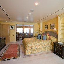 Leander G Yacht Master Cabin - Day