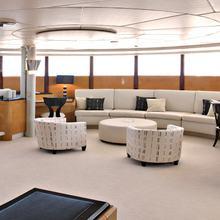 Lady A Yacht Main Salon