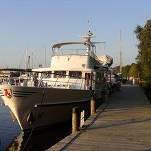 Rudolf Diesel Yacht