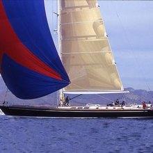 Early Purple II Yacht
