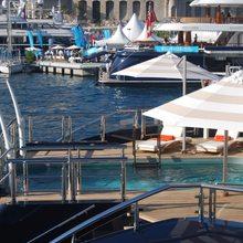 Seven Seas Yacht Pool & Sundeck