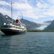 Elsa Yacht Rear View