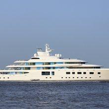 Quantum Blue Yacht