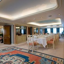 Leander G Yacht Dining Salon - Overview